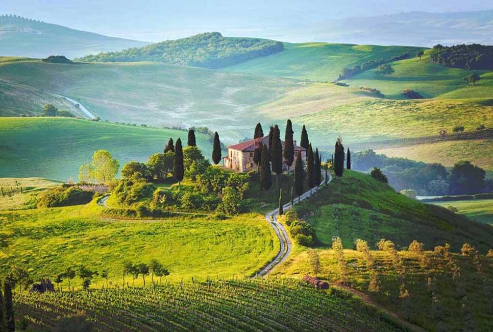 7 cidades mais belas da Toscana