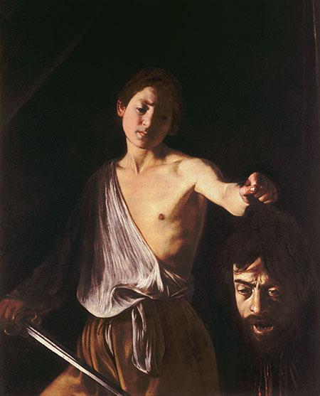 Obras de Caravaggio Galeria Villa Borghese