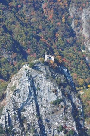 Santa Rita de Cassia pedra das orações