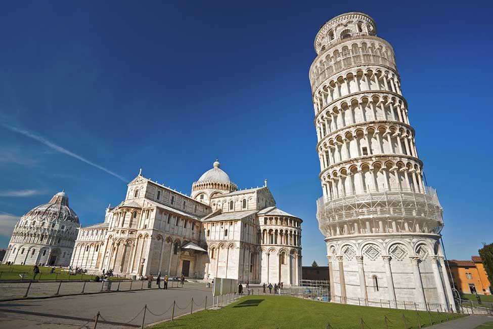 Visitar Pisa em um dia