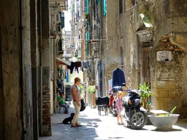 bairro espanhol napoles