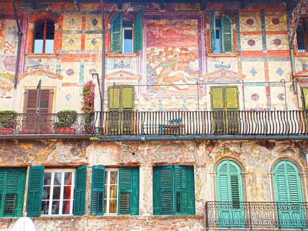 Verona edificios imperdiveis