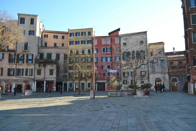 Viagem veneza gueto hebreu