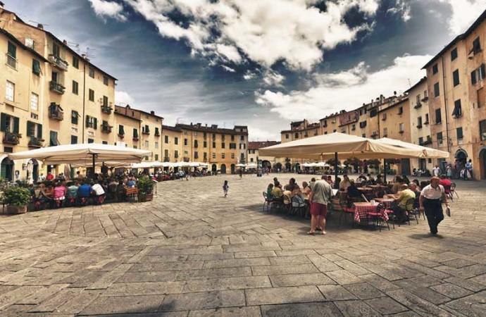 Lucca melhores destinos da italia