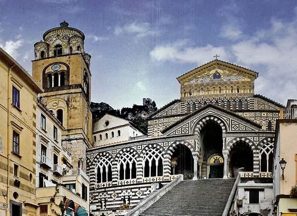 Amalfi Atrações
