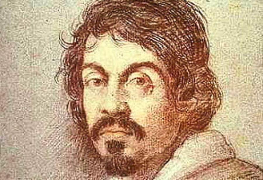 obras de caravaggio em roma