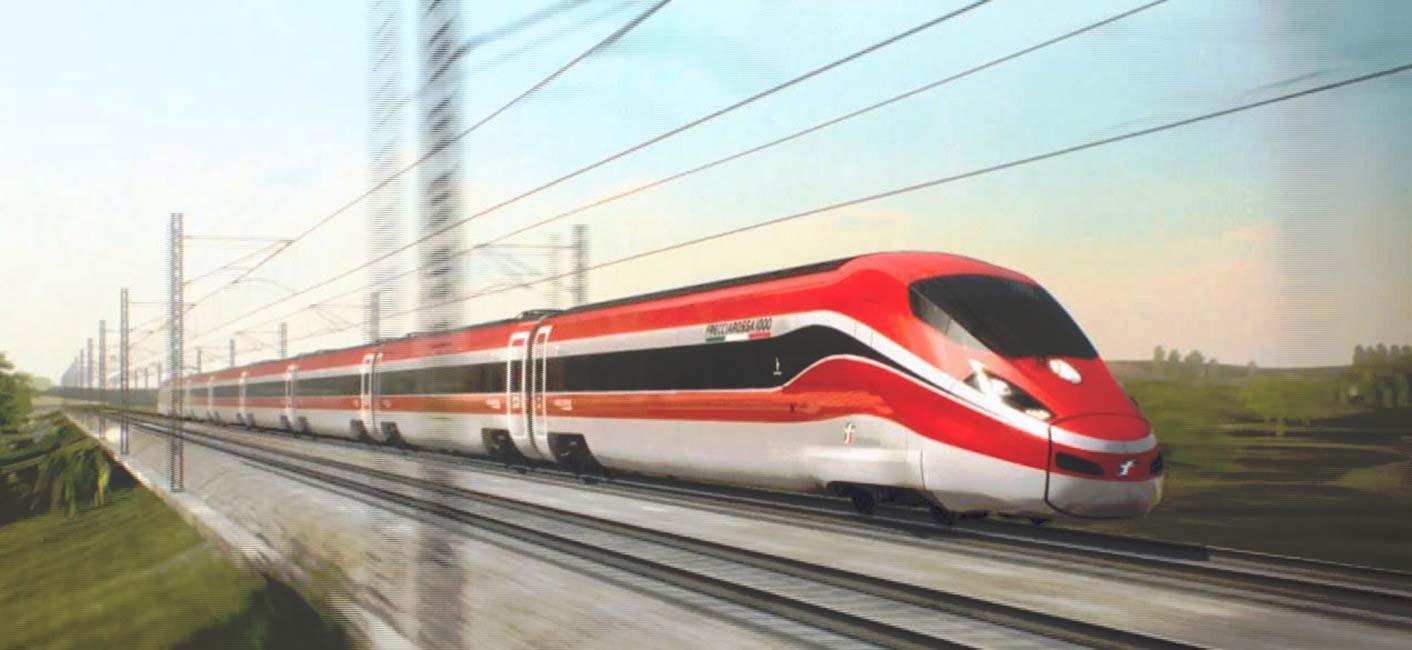 rede ferroviária italiana