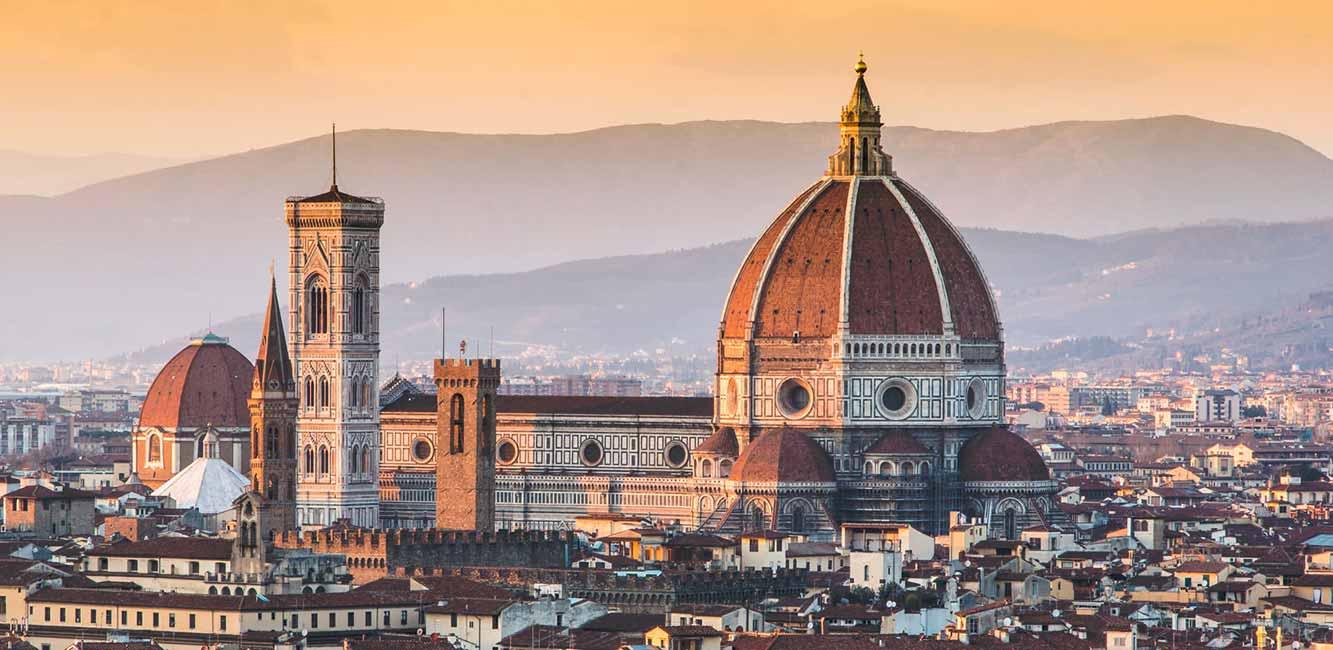 viagem a Florença