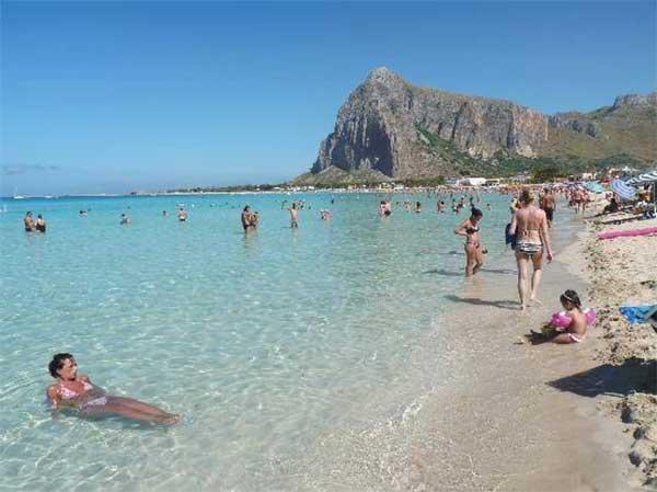 verão no sul da itália