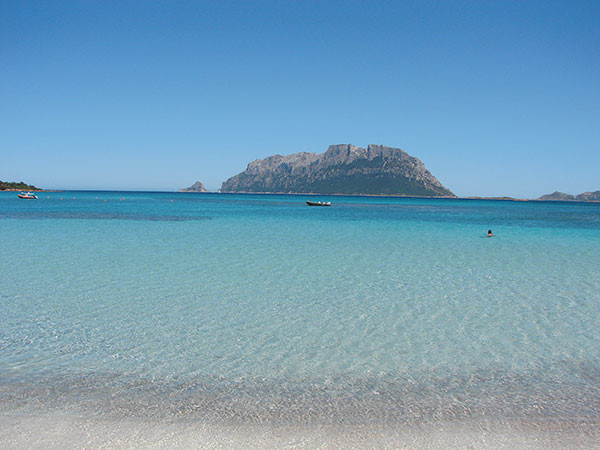 vista ilha tavolara