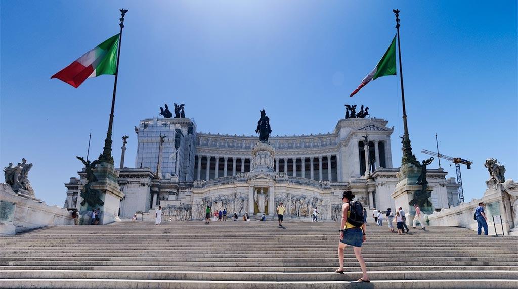Monumento de Roma Vittoriano
