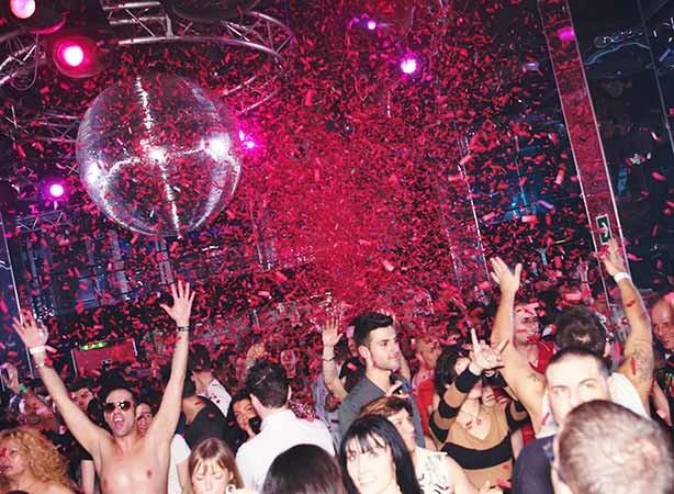 discoteca gay roma