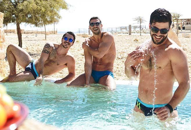 praia gay roma
