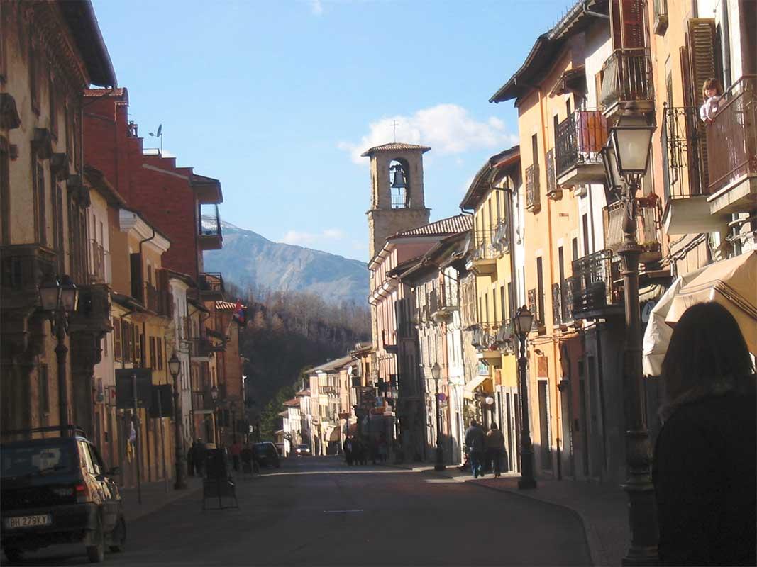 Terremoto na Itália: Amatrice.