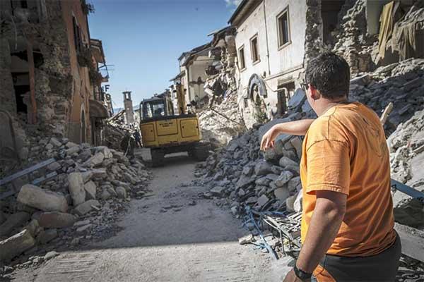 Terremoto na Itália: como agir