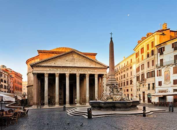 Visitar Pantheon Roma ingresso horários