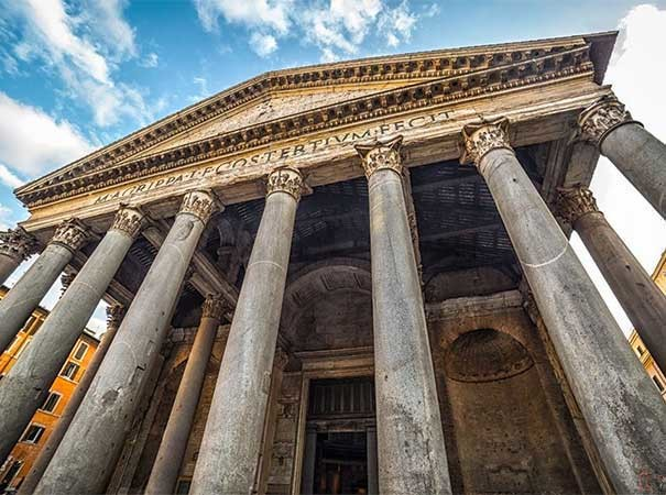 História do Pantheon de Roma