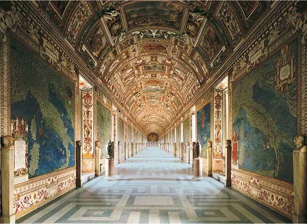 os mais importantes museus da italia