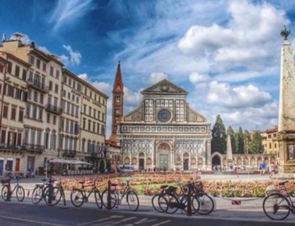Igreja de Santa croce em Florença