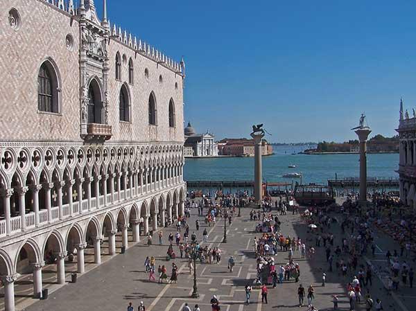 ingresso museu em veneza