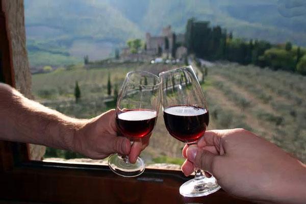 Preço do Tour pela estrada do vinho na Toscana
