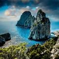 Passeio para Capri e Anacapri
