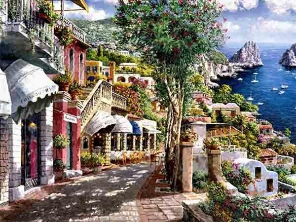 Excursão Capri Preço