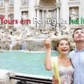 Tours em português na Itália