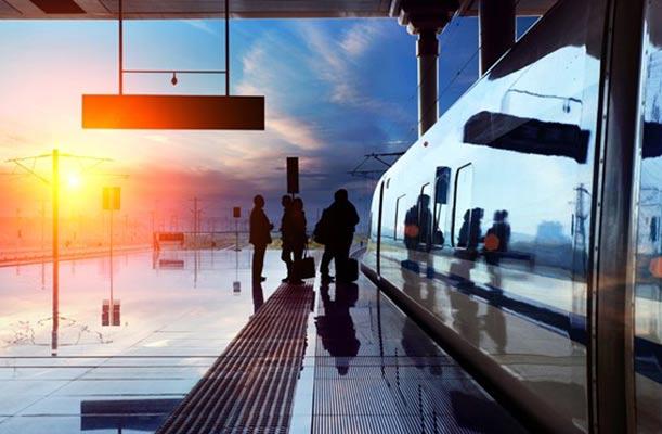 As vantagens de viajar de trem na Itália