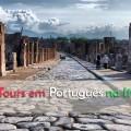 Tour para Pompeia em português partindo de Roma