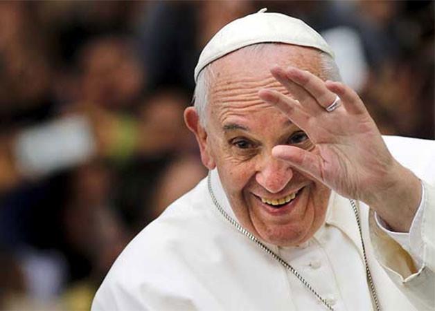 Como obter a benção privada do papa