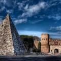 Pirâmide de Roma